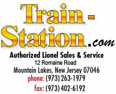 Lionel Trains at The Train Station, Your On-line Source for Lionel Trains and Radio Flyer Wagons
