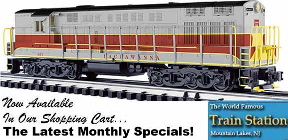 Lionel Trains and Lionel Accessories, We are the Lionel Experts